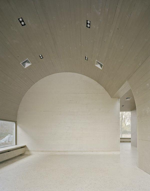 Fried Pavillion by AMUNT Architekten