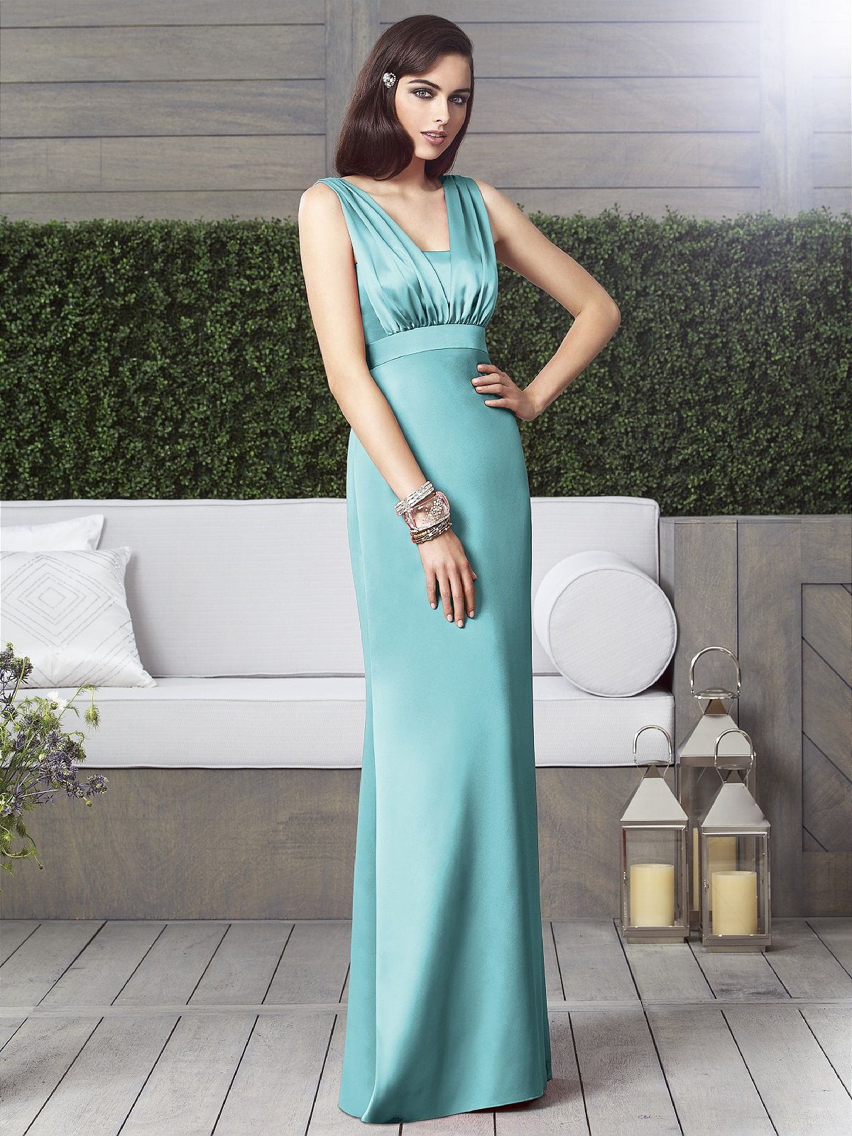 Beautiful and classic. Dessy Collection Style 2899. Fabric ...