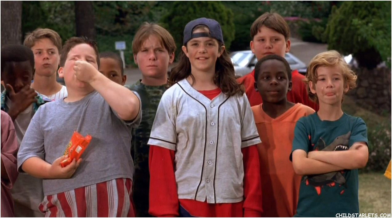 I loved this movie. Little Giants Sports movie, Little