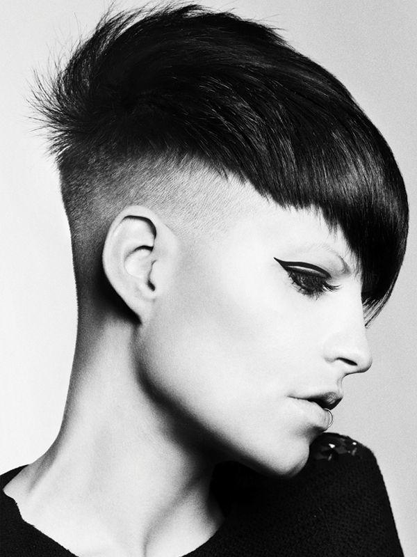 Short Punk Hair Styles   Hairstyles   Pinterest   Short punk hair ...