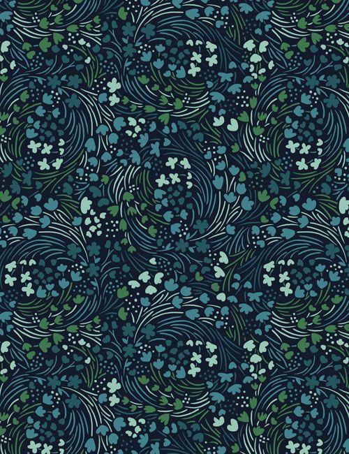 From sketch to pattern — KARLA PRUITT #surfacepatterndesign