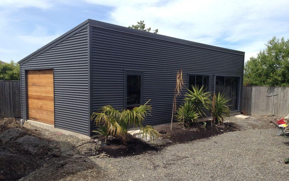 Durasteel Sheds Garages Barns Rural Domestic Industrial Commercial House Cladding Shed Homes Modern Garage