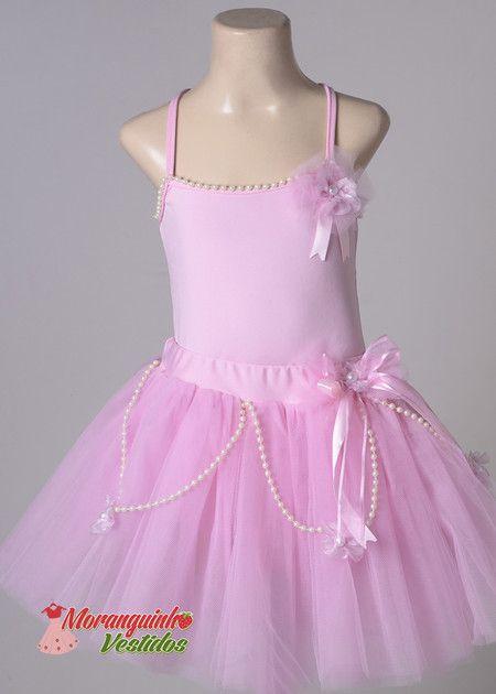 8b259604cd Fantasia Bailarina Luxo