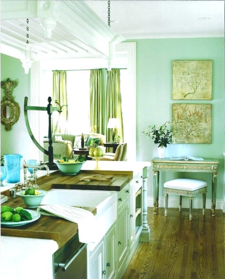 Green apple kitchen decor green kitchen decor fresh blue and ...