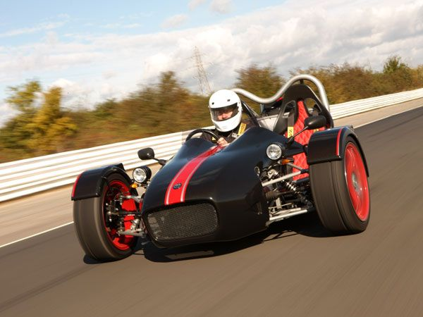 MEV TR1 | Cool Cars | Third wheel, Kit cars, Motorcycle engine