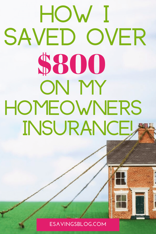 Save Money On Homeowner S Insurance With These Tips I Saved 827