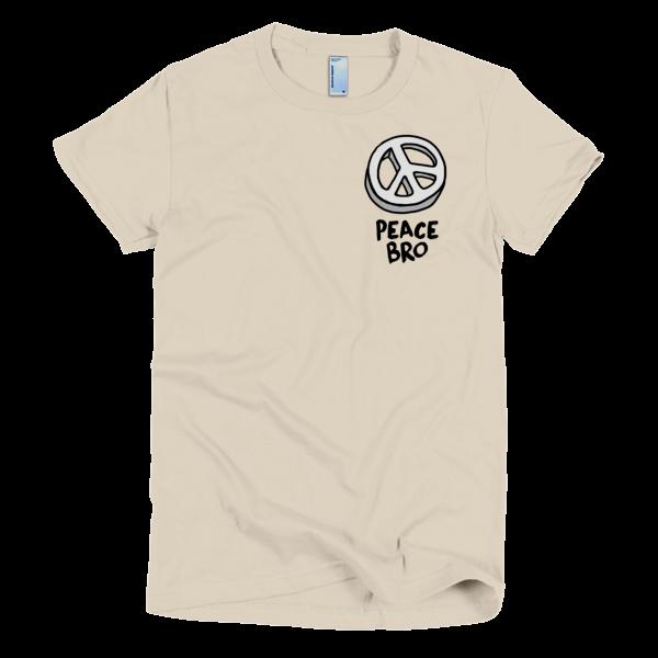 Women's Peace Bro Top