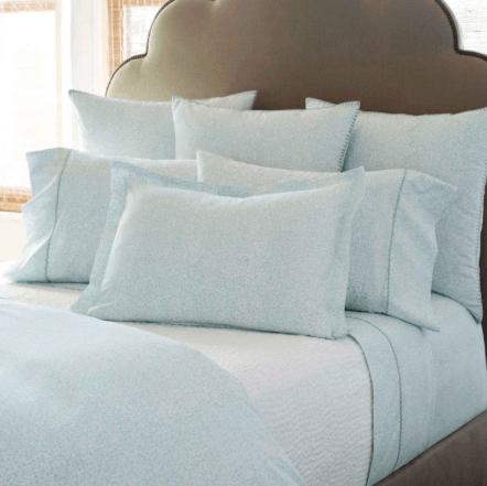 Nidu Celadon Shams by John Robshaw Affordable bedding