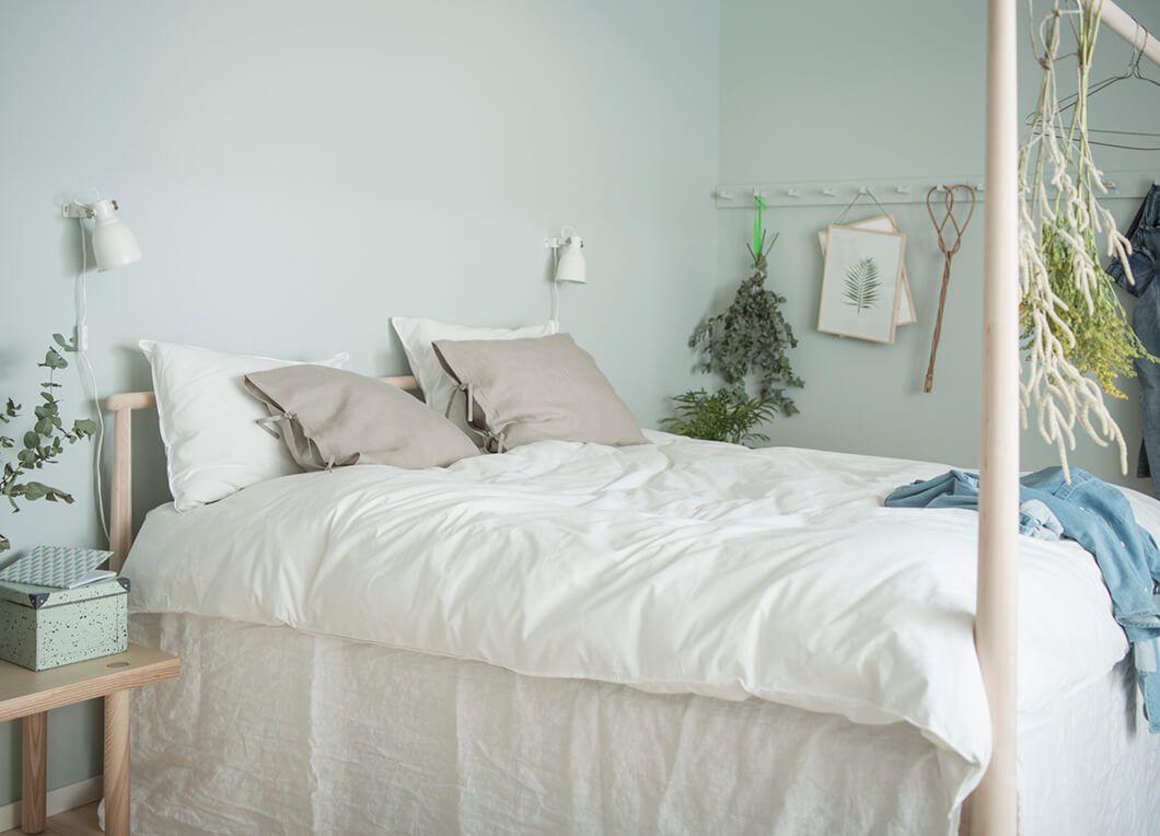 Gravity Home — Serene IKEA bedroom Follow Gravity Home: Blog ...