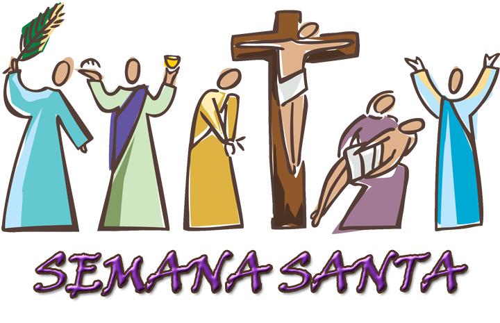 Imagenes Semana Santa 2020 con Frases Saludos de Pascua