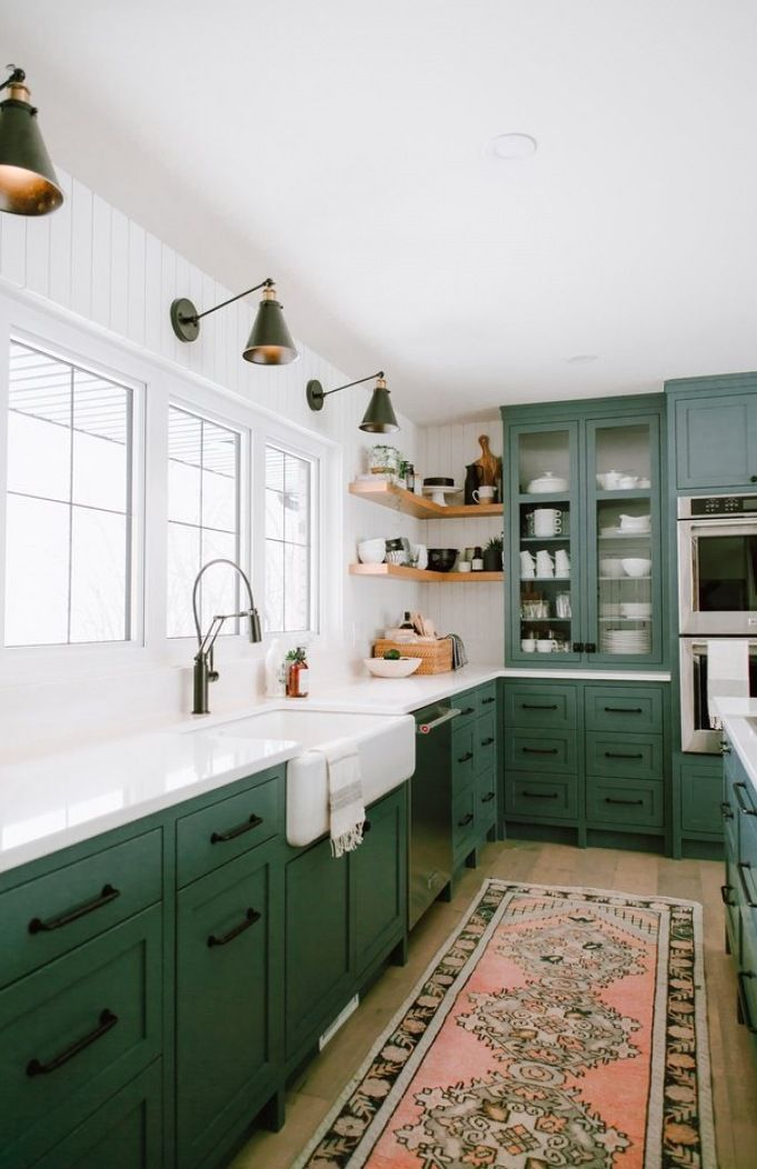 8 Kitchen Cabinet Colors That Stand Out From The Crowd