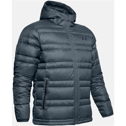 Photo of Under Armour UA Down Hooded Jacket for Men