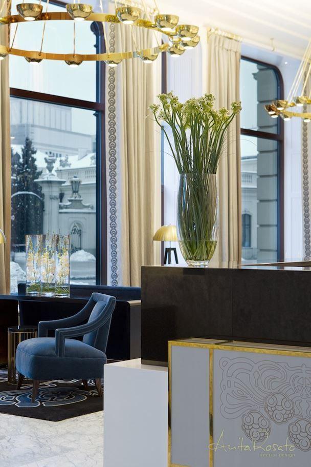 Hotel Bristol Anita Rosato E Krzysztof Kaszubowski With Images