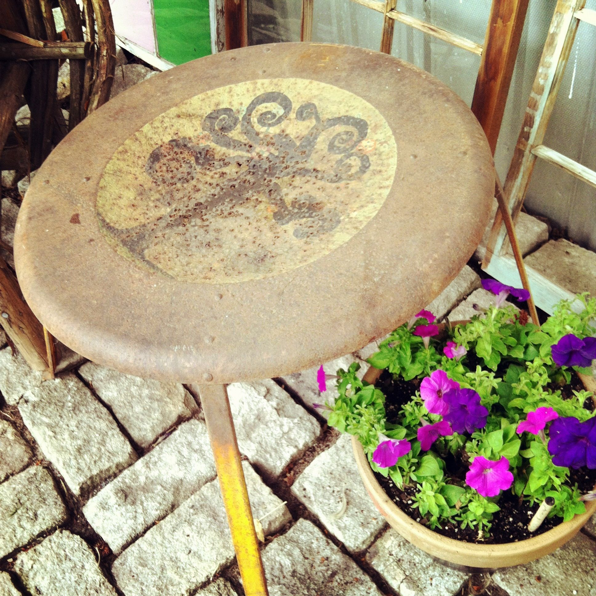 Antique tobacco burner   Antiques   Antiques, Front porch, Porch