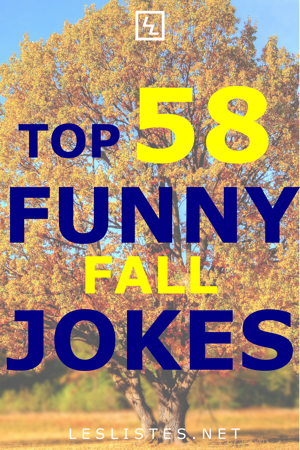 The Fall Season Is A Beautiful Season With Changing Color However It Is Also A Great Time For Jokes Check Out The Top 58 A Autumn Quotes Jokes Nature Quotes