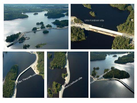 Kuvagalleria - Saaristokadun sillat