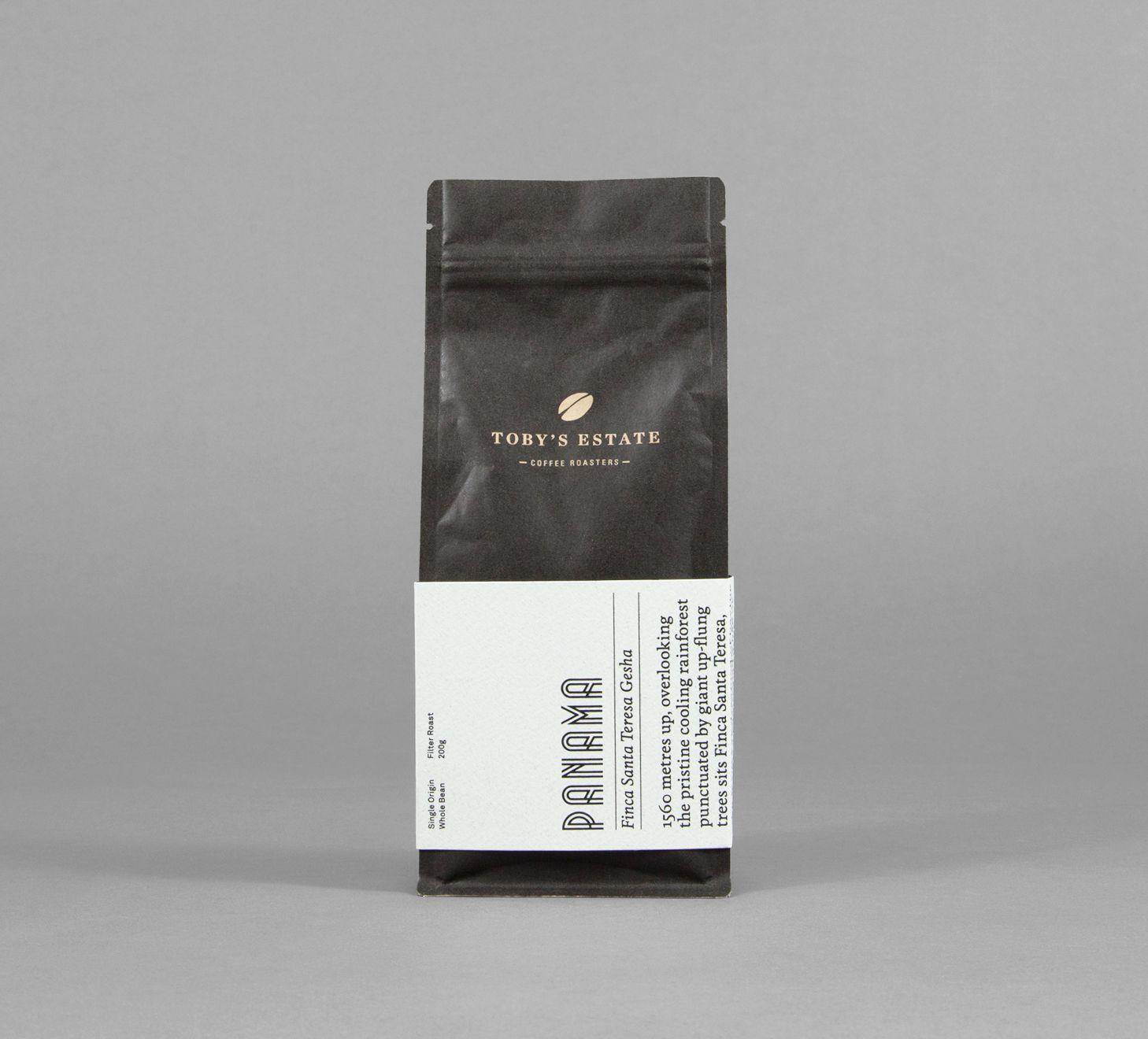 Coffee Beans Branding design packaging, Coffee branding