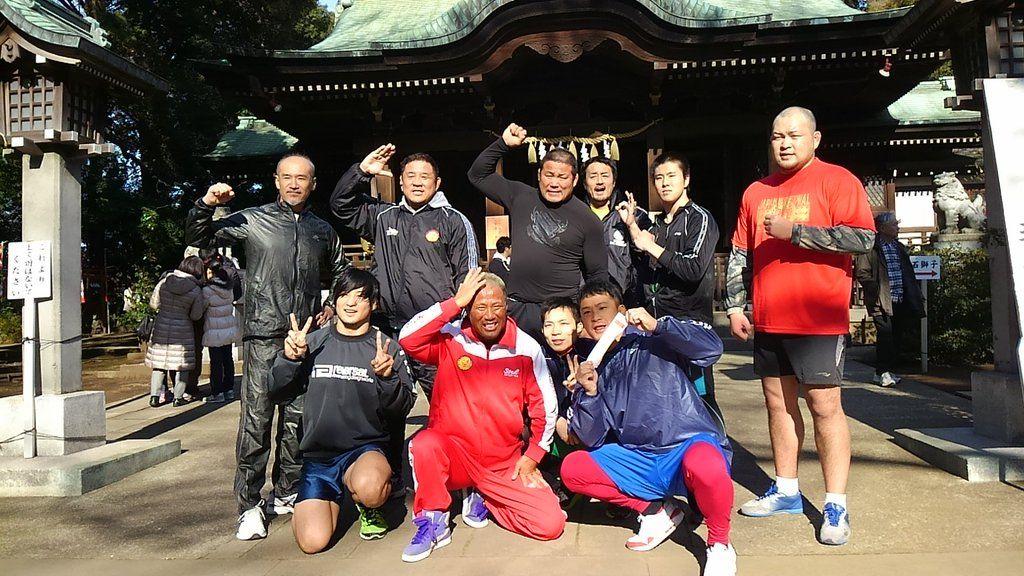 """中西学 Manabu,NakanishiさんはTwitterを使っています: """"今年の合同練習初めm(__)mm(__)mm(__)m https://t.co/bAuCWcffIv"""""""