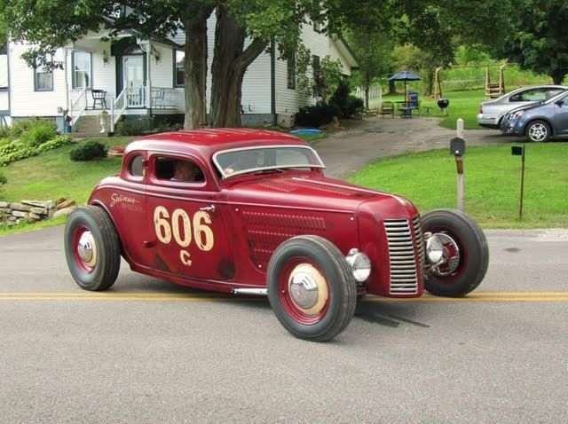 33/34 Ford 5 window coupe
