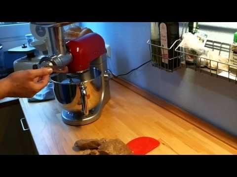 Kenwood Kmix Kuchenmaschine Spritzgeback Youtube Kenwood Chef
