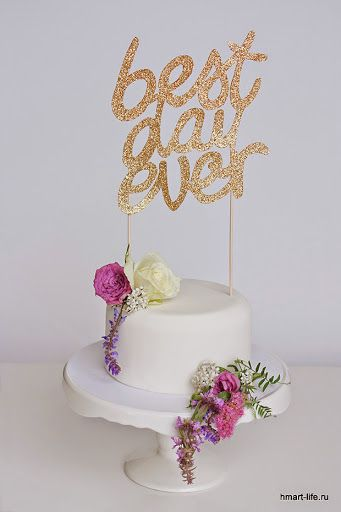 Cricut Cake Cool Wedding Cakes Diy Topper