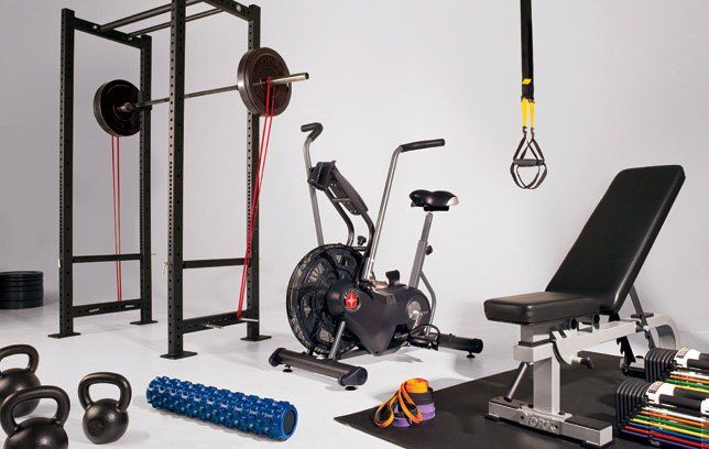 Build the ultimate home gym body building home gym equipment