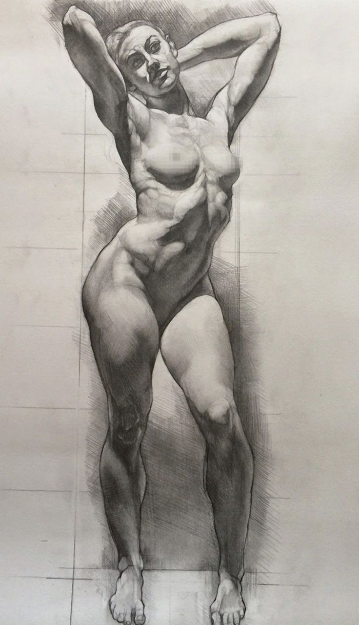 Image Result For Live Nude Art Models Art In Different Styles