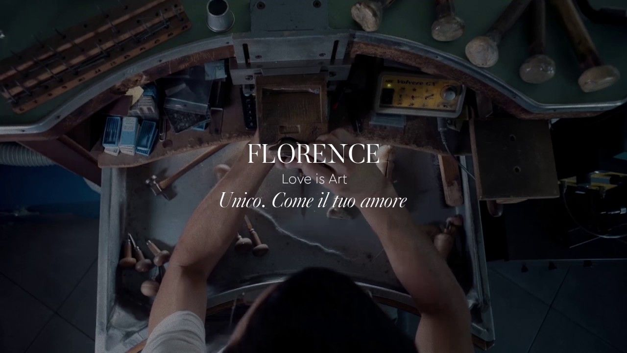 Liked on YouTube: RECARLO_Solitario Florence_incisione #laurentistigliani #shoppingtrieste #diamanti #gioielli #oro #orologi #trieste