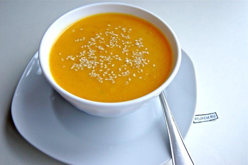 суп пюре из кабачков со сливками рецепт с фото