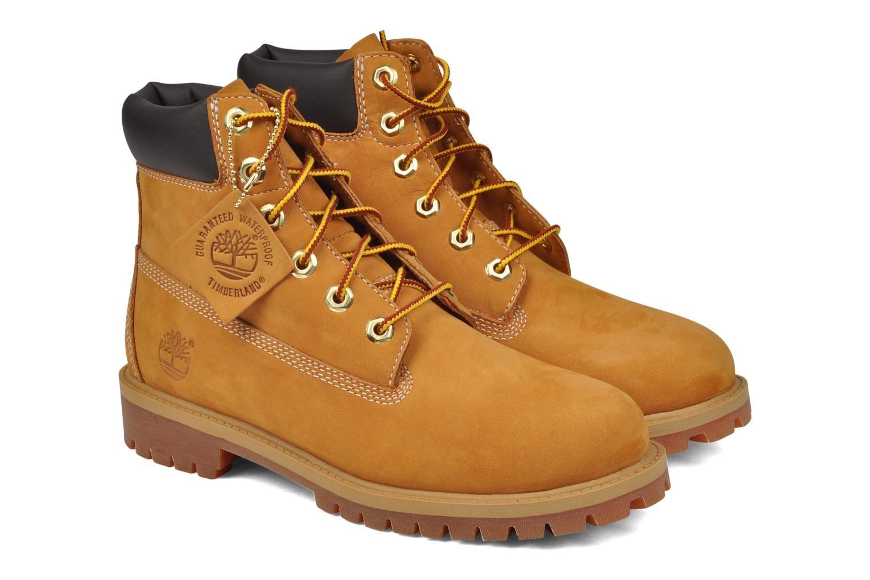 8f89d862 #Botines Timberland 6in Premium Boot para hombre, de cuero, con punta  redonda,