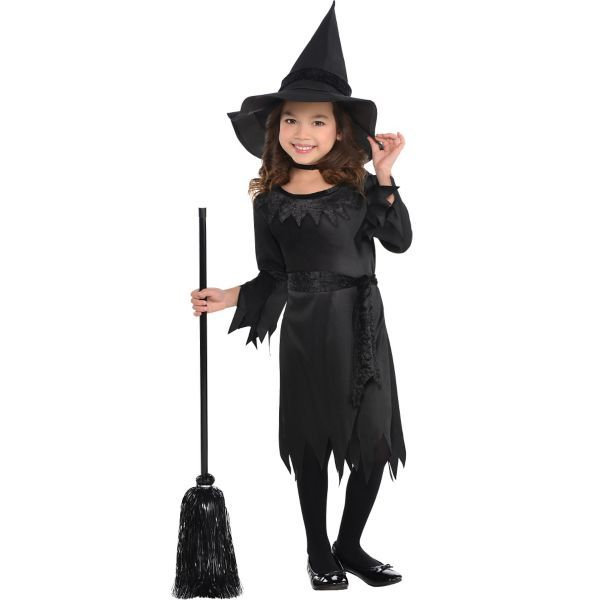 Cinders Witch Girls Costume