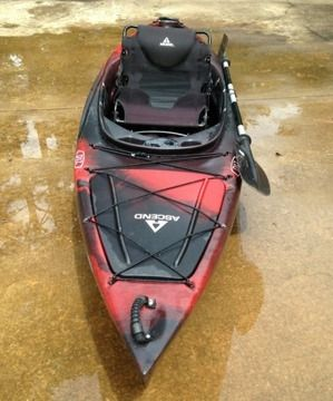 $400 Ascend D12 Kayak   Going back to Cali   Kayaks for sale