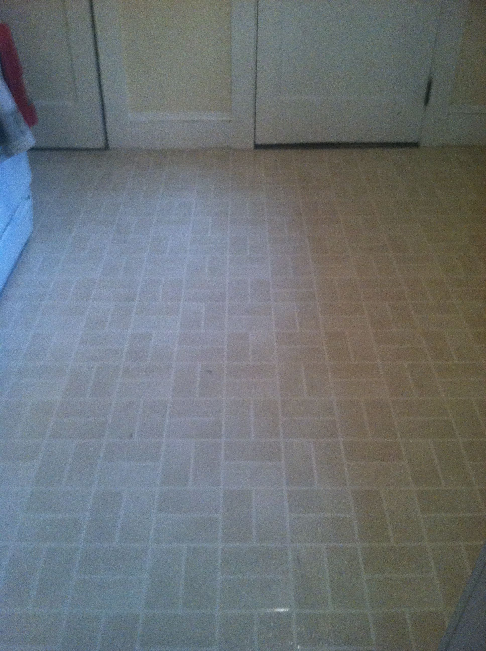 Easy off fume free oven cleaner took years of stains off