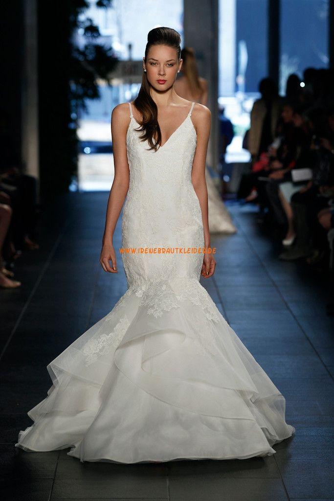Außergewöhnliche Romantische Hochzeitskleider aus Organza