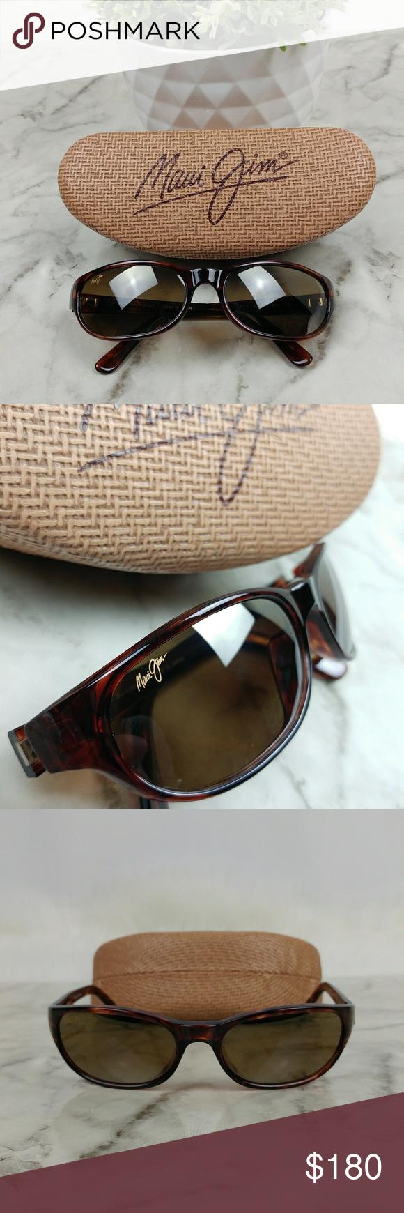 a905ac69368c Maui Jim Cyclone MJ-136-10 Sunglasses Rare, Discontinued and Sold out Maui