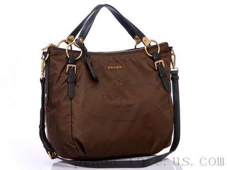 a87384ccb43d Authentic  Prada BR4303 Handbags in Coffee onnline sale