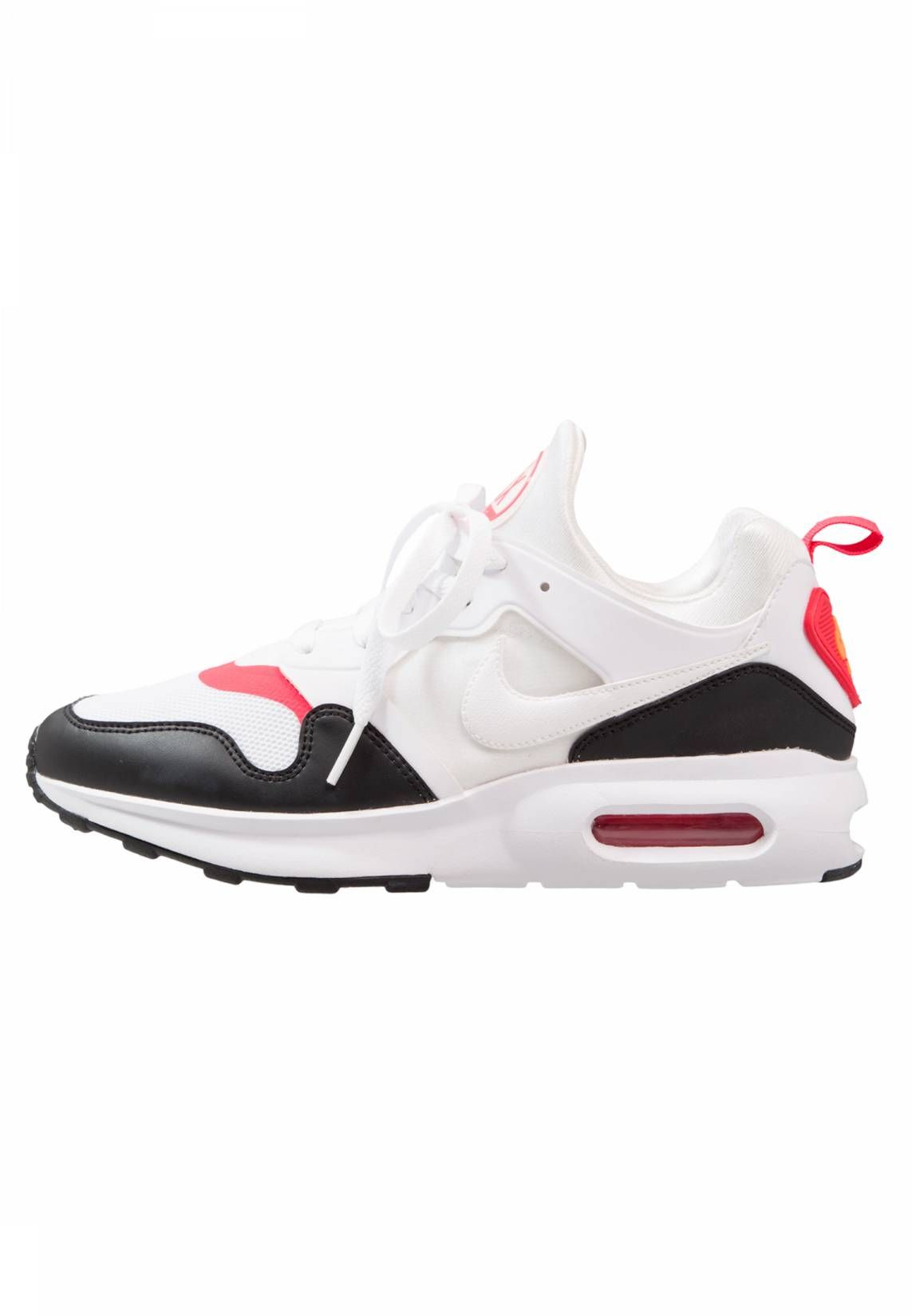 best service 2e583 bb6ee Nike Sportswear. AIR MAX PRIME - Sneakers laag - white siren red black