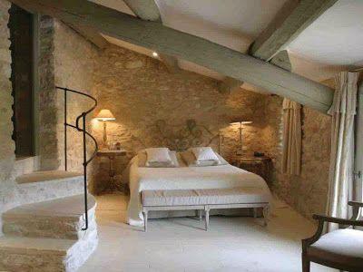 Boiserie c camere da letto 45 idee per ricreare lo stile shabby chic decor hotel room - Decorazioni in cartongesso per camere da letto ...