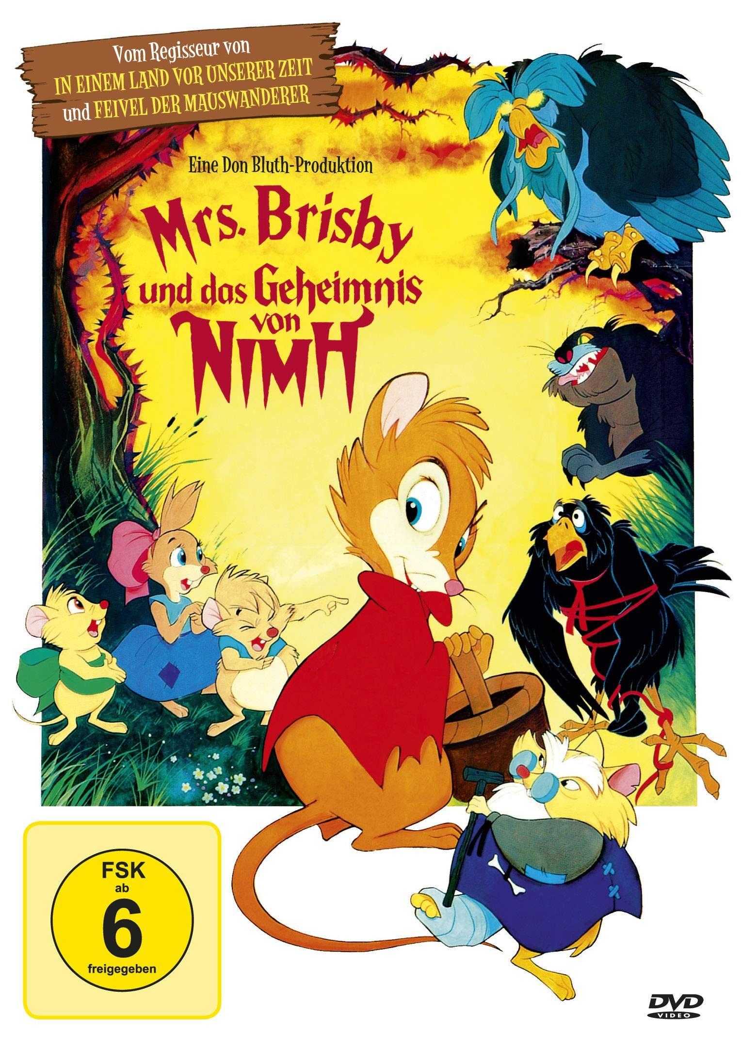 Mrs Brisby Und Das Geheimnis Von Nimh Online Stream
