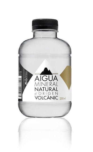 Tannic Volcanic Mineral Water Water Packaging Mineral Water