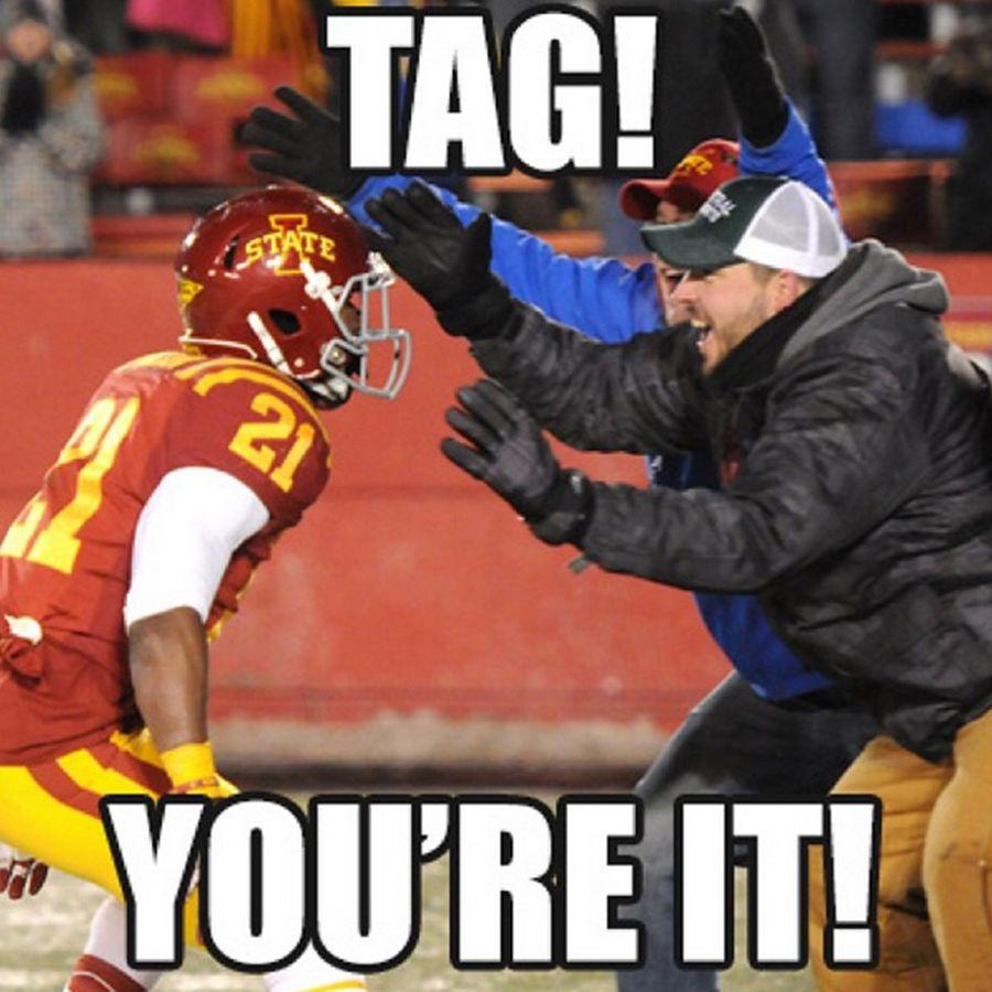 Cyclone Football Meme Nfl Memes Funny Funny Nfl Iowa State Cyclones