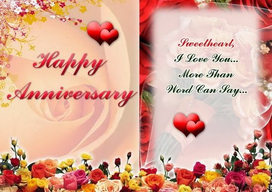 Happy anniversary quotes message wishes and poems happy