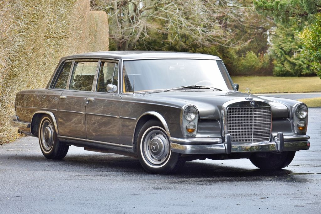 1965 Mercedes Benz 600 With Images Classic Cars Mercedes Benz