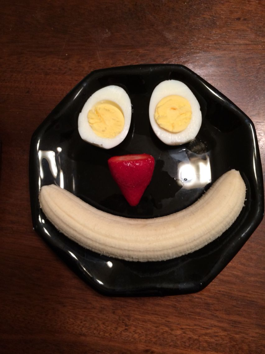 Kids easy cute breakfast