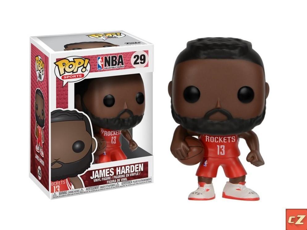 697f621b120 Funko Pop! Sports  NBA James Harden  29  New In Box