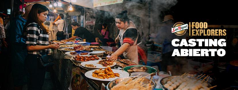 'Branded content' en redes sociales de San Miguel food