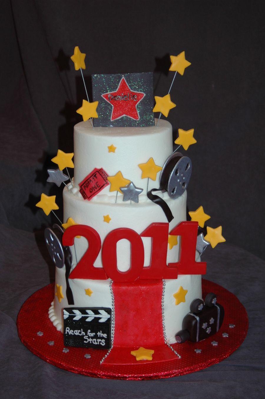 Hollywood theme graduation hollywood theme boy birthday