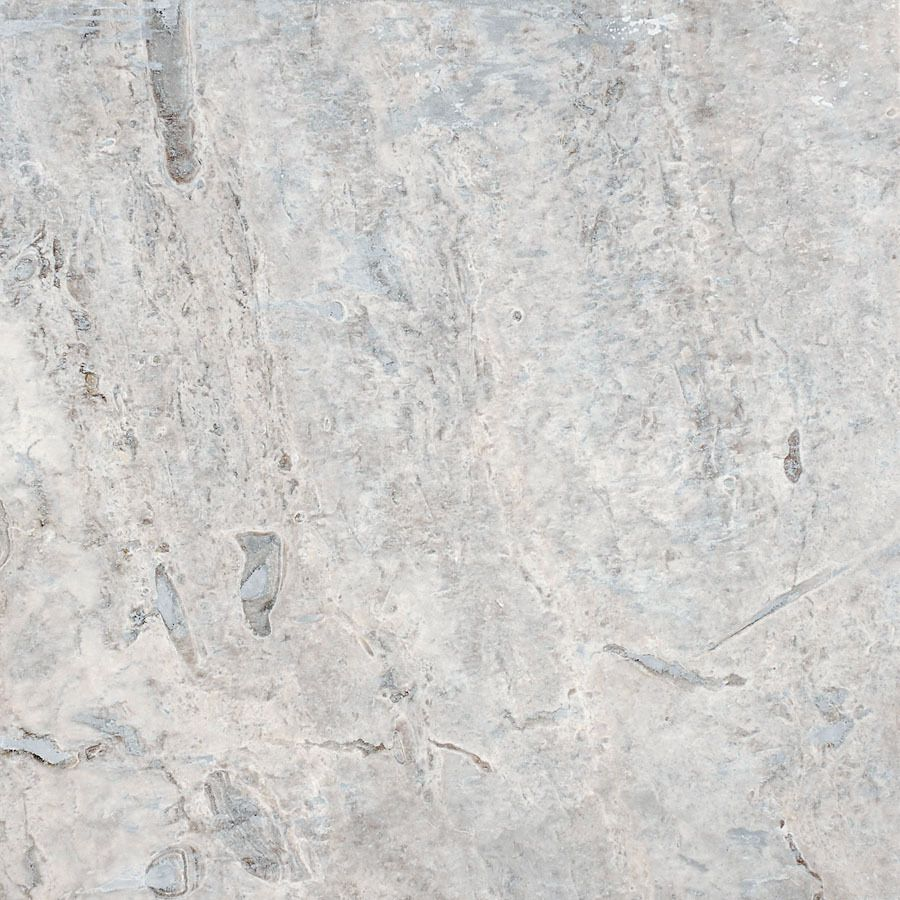 Shop Bermar Natural Stone 12-in x 12-in Natural Travertine Floor ...