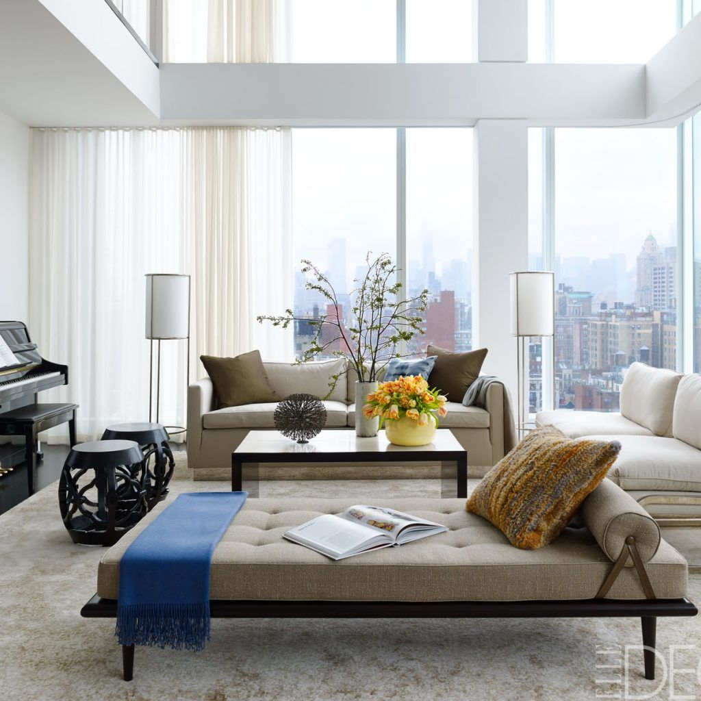 Elle Decor Beautiful Living Rooms