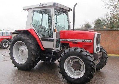 Massey Ferguson 3065 4x4 Mf 1989 Modern Tractors Tractors Tractors Massey Tractor Classic Tractor